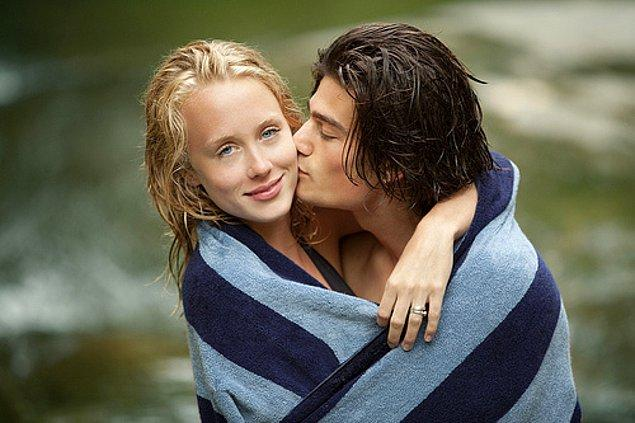 4. Aşk aynı havluyu paylaşmaktır
