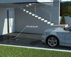 BMW'den  elektrikli otomobillere wi-fi şarj Kıyağı