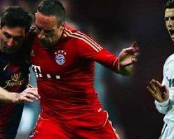 Dünyanın En İyi 10 Futbolcusu 2014