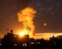 Lübnan'dan İsrail'e Roket!