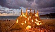 En İyi Kum Sanatı Örnekleri