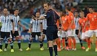 UEFA Cüneyt Çakır'ı Gözüne Kestirdi