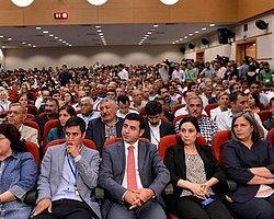 DBP'nin Genel Başkanları Emine Ayna ile Kamuran Yüksek Oldu
