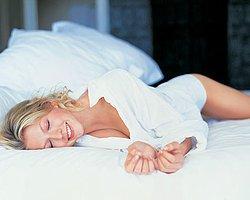 Yaz Sıcaklarında, Rahat Uyumak İçin...