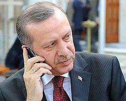 Erdoğan BM Genel Sekreteri Ban Ki-Mun'u Aradı