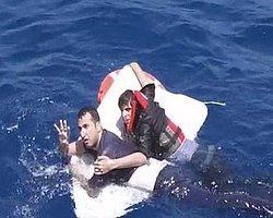 Mülteci Teknesi Battı, 35 Kişi Kayıp
