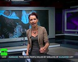 Rus Spikerden Gazze Tepkisi