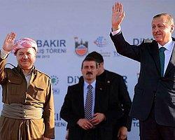 Barzani Erdoğan ile Görüşecek
