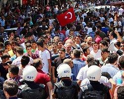 Kahramanmaraş'ta 'Suriyeli İstemiyoruz' Eylemi Lince Dönüştü
