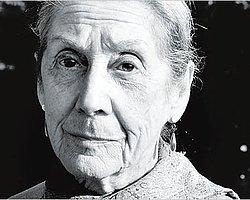 Nobelli Yazar Nadine Gordimer Hayatını Kaybetti