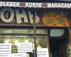 Beyoğlu'nun En Eski Mağazalarından Biri Daha Kepenk Kapatıyor
