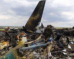 Ukrayna: 'Nakliye Uçağını Rusya Düşürdü'