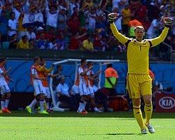 Dünya Kupası'nın Altın Eldivenleri