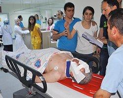 AKP Kahramanmaraş Milletvekili Güvenç Kaza Geçirdi