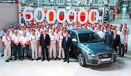 Audi' Den 6 Milyonuncu Quattro!