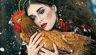 Rus Fotoğrafçıdan Peri Masallarını Kıskandıracak Bir Sürreal Fotoğraf Serisi