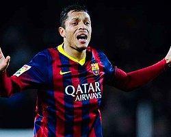 Barcelona'da Adriano Şoku! Kalbinde Sorun Var...