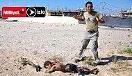 Sahilde Oynayan Çocukları Vurdular