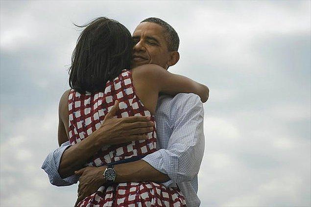 1. En çok takip edilen lider: Barack Obama