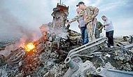 Malezya Yolcu Uçağı Vuruldu