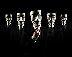 Anonymous İsrail Sitelerini Yıktı Geçti