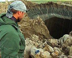 Rusya'daki Dev Deliğin Esrarı Çözüldü: Küresel Isınma