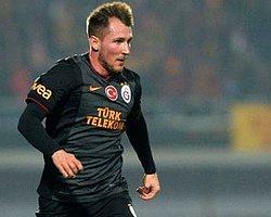 Galatasaray'dan KAP'a Hajrovic Açıklaması