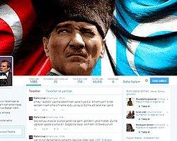 Mahir Ünal'ın Twitter Hesabı 'Hack'lendi!