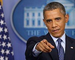 Obama'dan İsrail'e Gazze Desteği