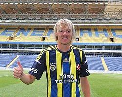 Krasic, Fenerbahçe'yi 42 Milyon TL'lik Zarara Uğrattı