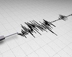 Samsun'da 4.2 Büyüklüğünde Deprem