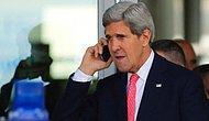 John Kerry, Sızan Telefon Görüşmesinde İsrail'i Eleştiriyor