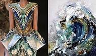 Beklenmedik Şeylerden İlham Alınarak Ortaya Çıkmış 21 Çarpıcı Kıyafet