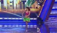 Tek Bacaklı Hintli Dansçı (Müthiş Bir Yetenek)