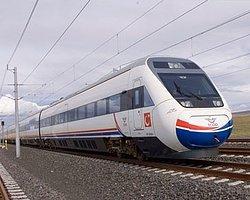 Yüksek Hızlı Tren 25 Temmuz'da Sefere Başlıyor