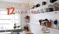 Her Eve Lazım 12 Mutfak Hilesi