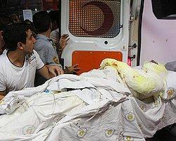 Lice'de LPG Yüklü Tanker Patladı: 1 Ölü, 66 Yaralı