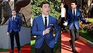Erkek Kıyafetlerinde Kobalt Mavisi Trendi