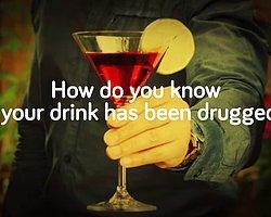 İçkinize İlaç Atıldığını Kontrol Eden Cihaz Geliştirildi