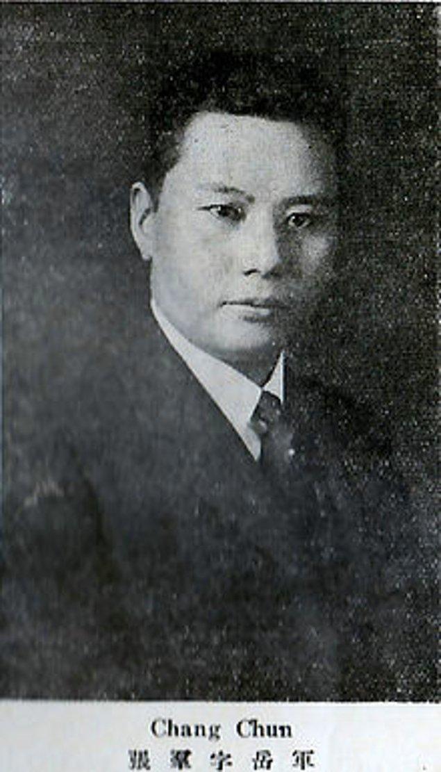 18. Ma Shao-Cheng(Yazar), Çin