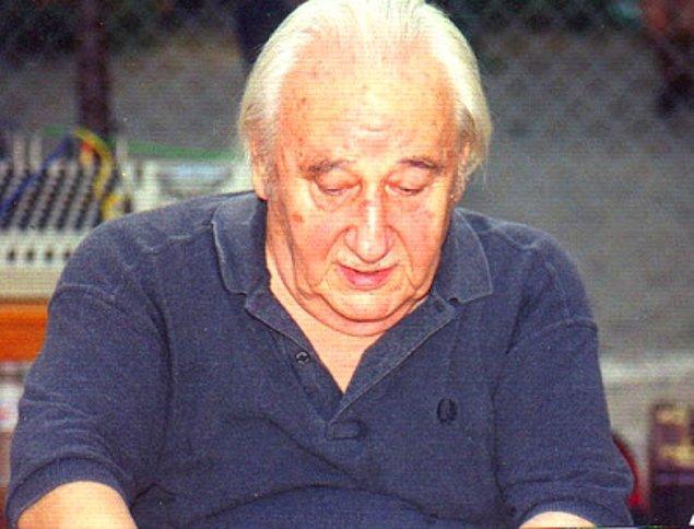 23. Profesör Herbert MELZIG (Tarihçi)