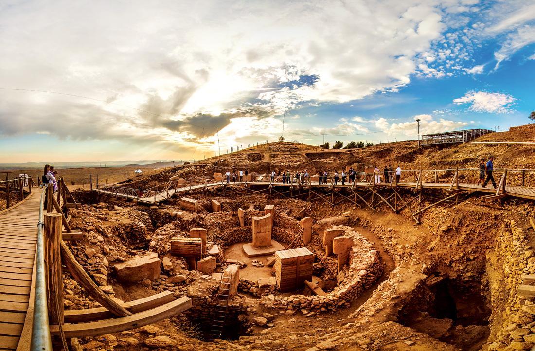 Dünyanın İlk Tapınağı Göbeklitepe Hakkında Bilmemiz Gereken 14 Şey ...