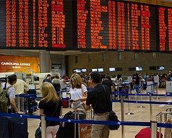 Tel Aviv Uçuşları Peş Peşe Duruyor
