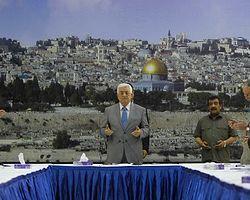 Abbas'tan Hamas'a Destek