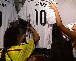 Real Madrid'de Forma Satışları Patladı