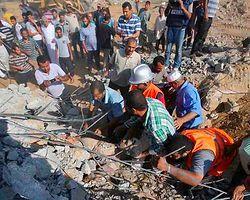 İsrail BM Okulunu Vurdu...
