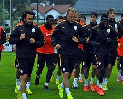 Galatasaray Budapeşte'de
