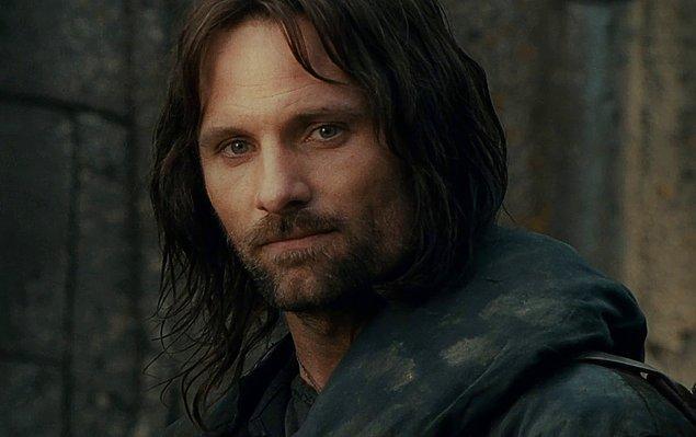 15. Aragorn
