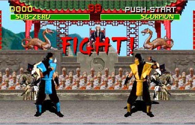 26. Mortal Kombat