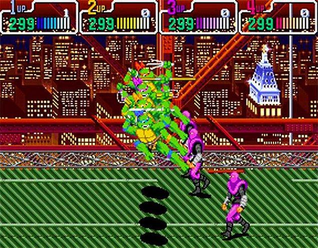 49. Teenage Mutant Ninja Turtles